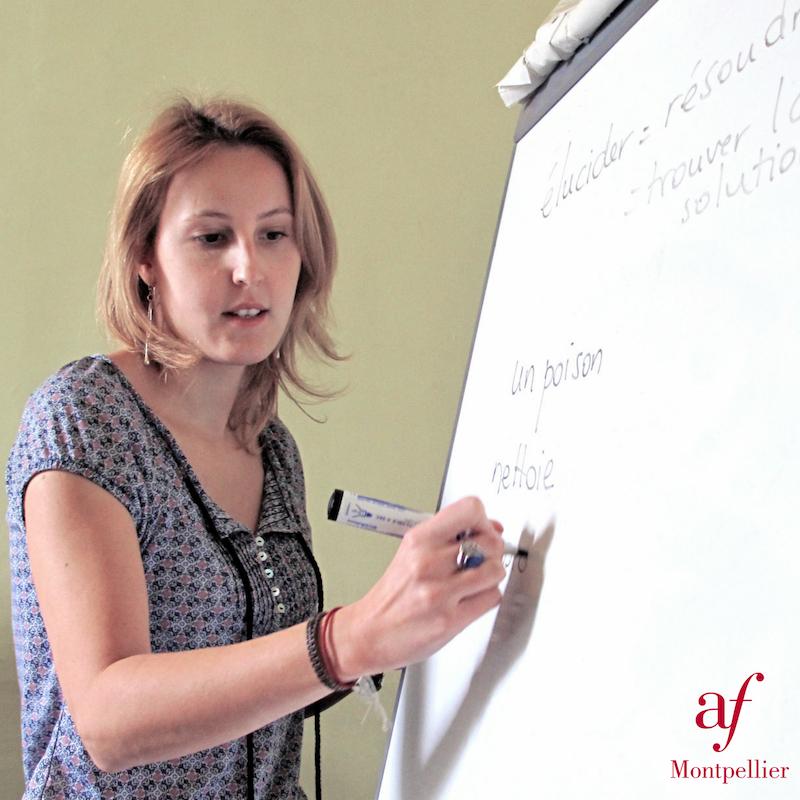 Cours Intensif Plus : langue et culture françaises