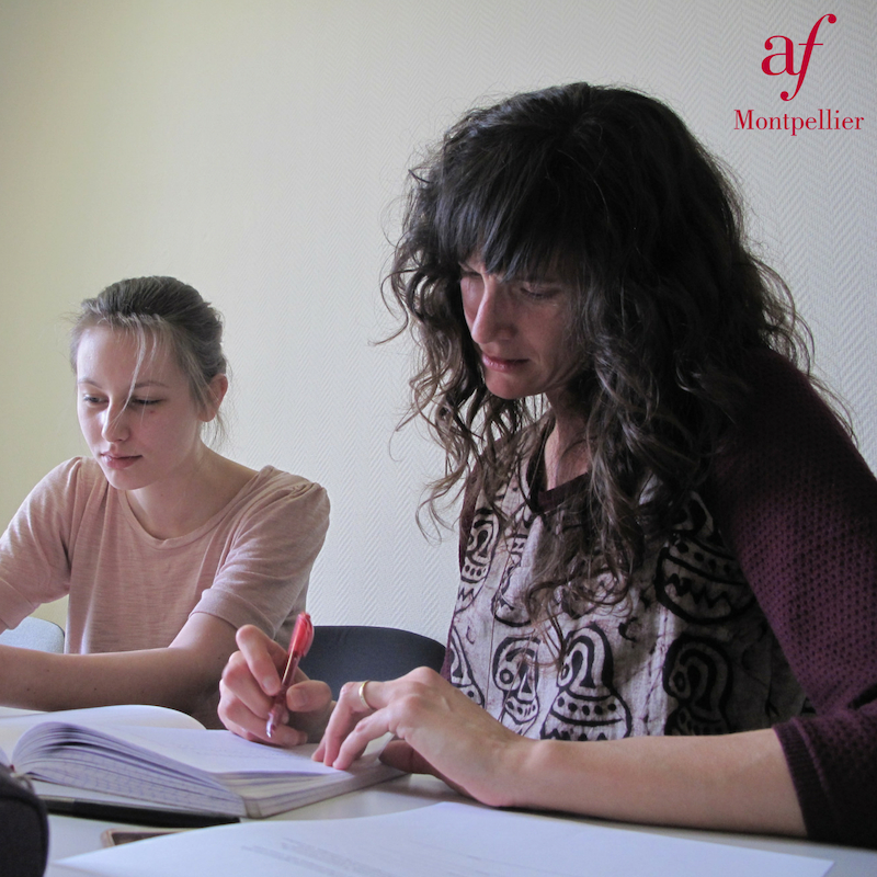 Cours et préparation aux examens de français DELF DALF TCF