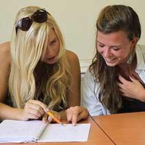 Una escuela de francés agradable en el corazón de Montpellier