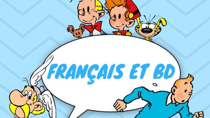Français et BD