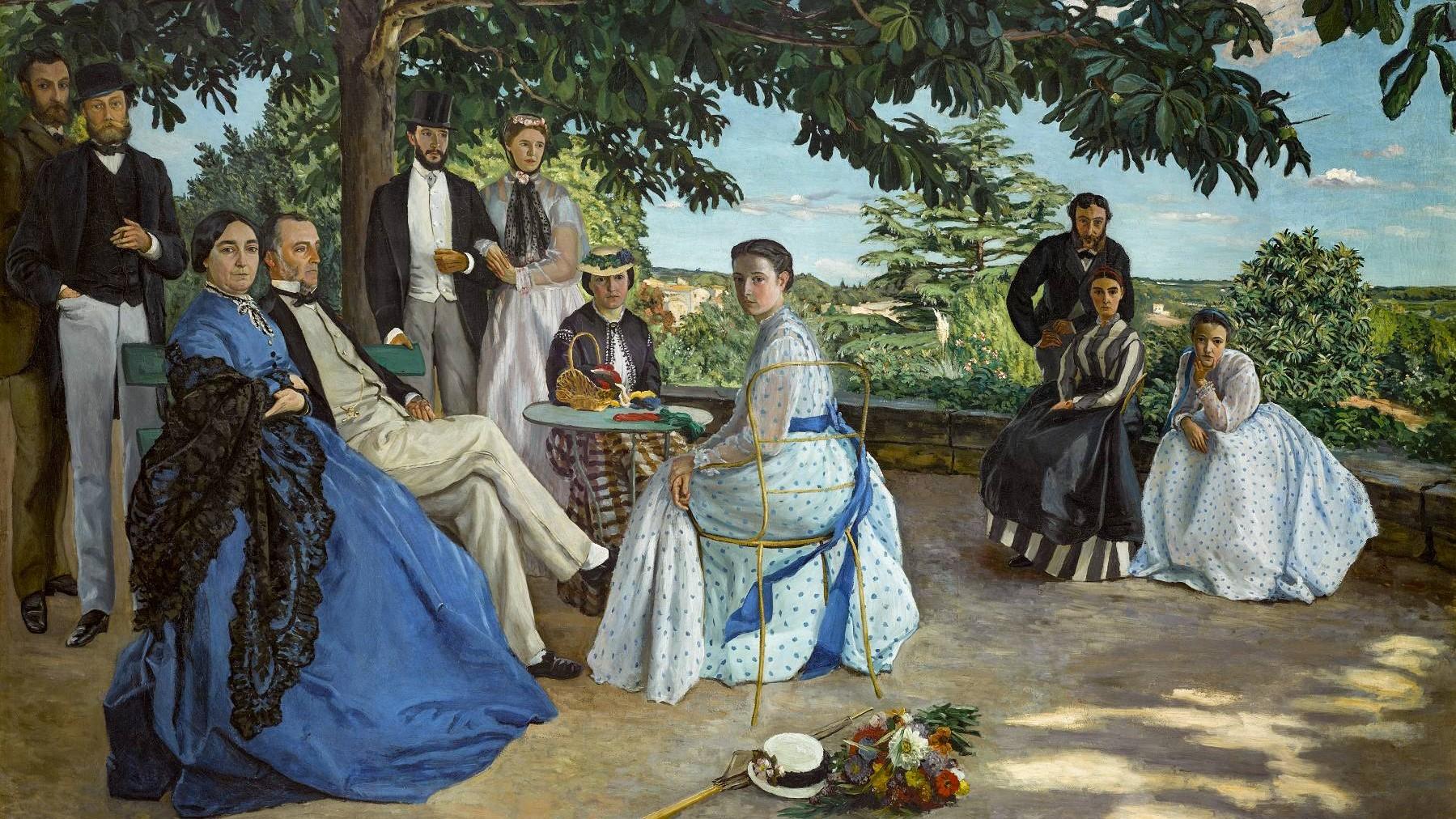 Bazille et l'impressionnisme