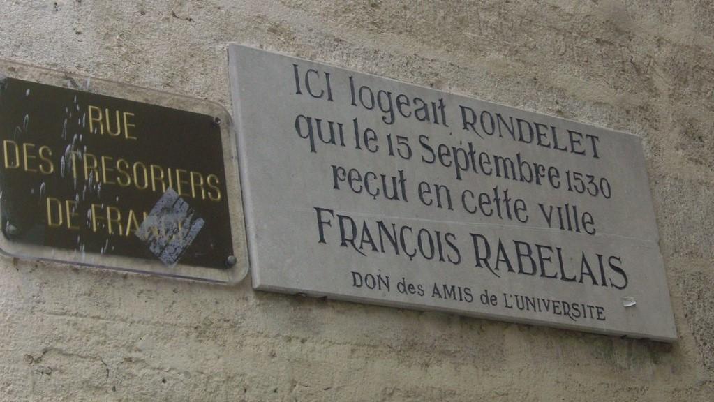 Des écrivains et de Montpellier