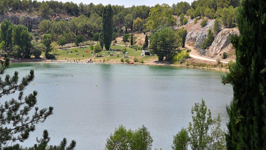 Lac de Crès