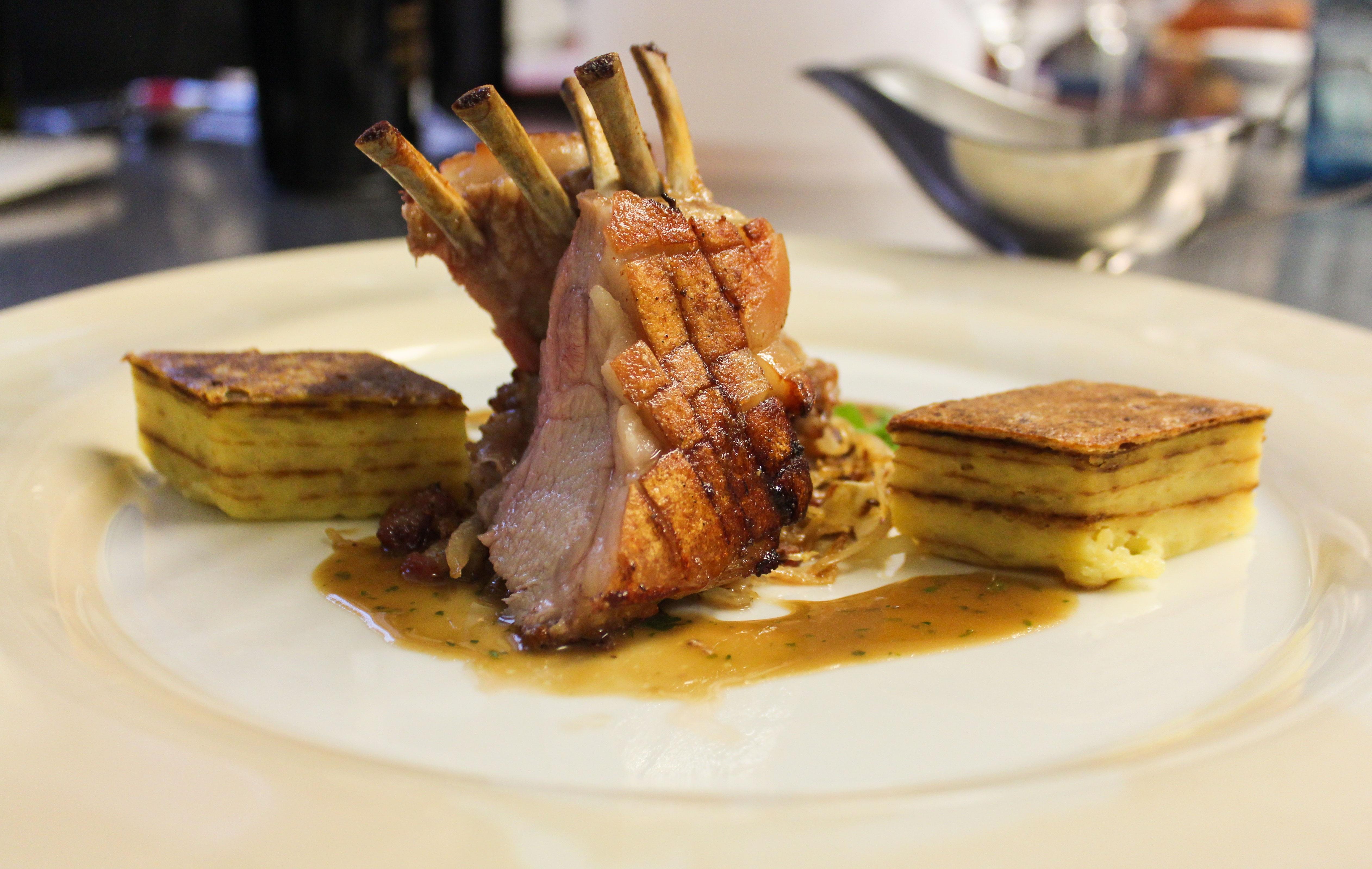 haute cuisine française